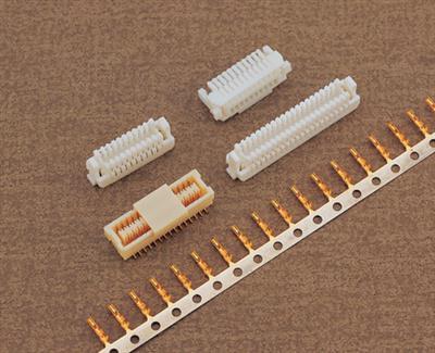 线对板连接器