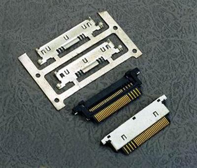 焊接式连接器